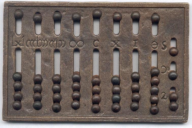 İlk kalkulyator bir əsrə yaxın istifadə edilib
