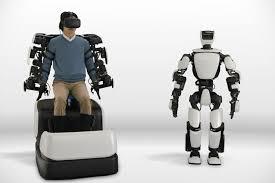 """""""T-HR3"""" robotu  insanın hərəkətlərini maksimal dəqiqliklə təkrarlaya bilir"""