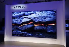 """""""The Wall"""" televizorunun ölçüsünü dəyişmək mümkündür"""