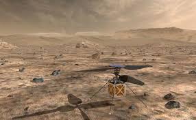 NASA Marsa kiçik helikopter göndərəcək