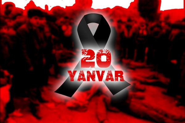 """""""Güllələrin mübarək!"""" 20 Yanvar – tariximizin qəhrəmanlıq səhifəsidir"""