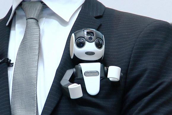 İlk robot telefon hazırlanıb