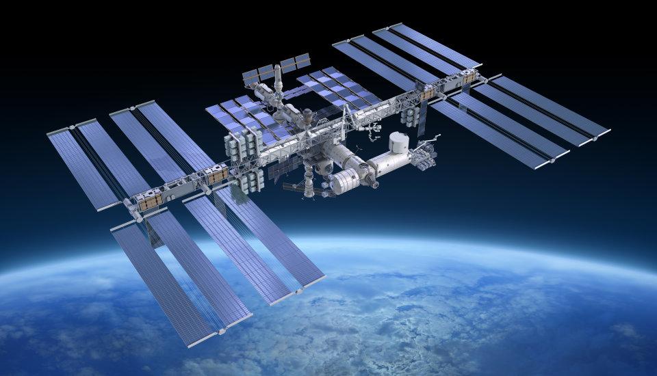 Beynəlxalq Kosmik Stansiyası 100 000-ci dövriyyəsini tamamlayıb