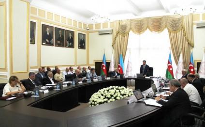 Sumqayıt Kimya Sənaye Parkı və Azərkimya İstehsalat Birliyi ilə AMEA nın əməkdaşlığı genişləndirilir