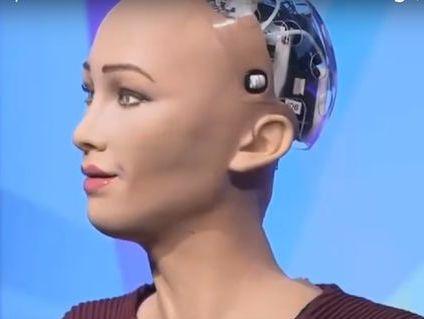 Məşhur robot Sofiya Bakıya gəlir