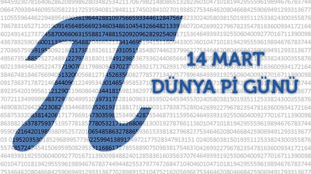 14 Mart tarixə π Günü kimi düşüb