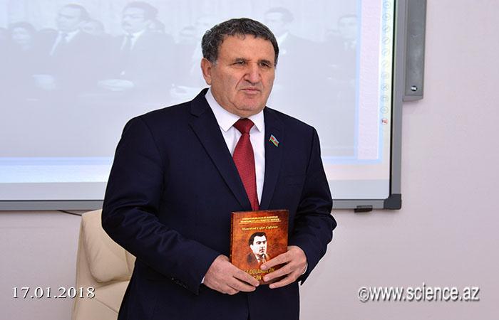 """""""Akademik Məmməd Cəfər Cəfərov: böyük ömrün anları və addımları"""" mövzusunda tədbir keçirilib"""