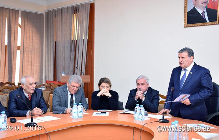 Azərbaycan Xalq Cümhuriyyəti milli ideyamızı təcəssüm etdirib