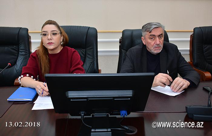 AMEA-da ictimaiyyətlə əlaqələr şöbələrinin illik hesabat iclası keçirildi