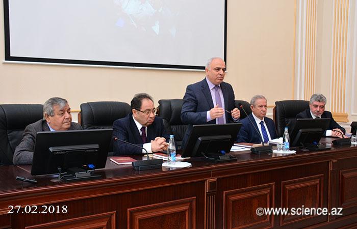 Akademik Budaq Budaqovun 90 illik yubileyi qeyd olunub