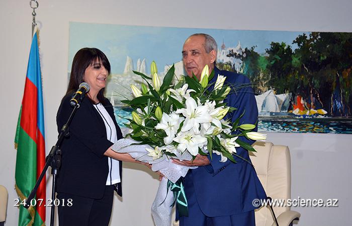 Xalq artisti Rasim Balayevin 70 illik yubileyinə həsr olunan tədbir keçirilib