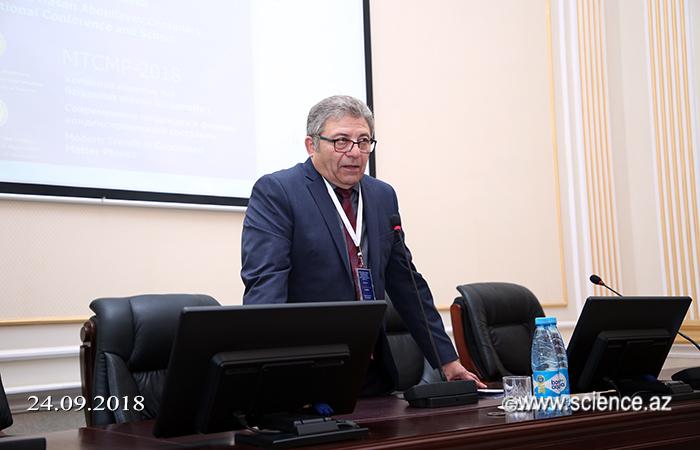 Akademik Həsən Abdullayevin 100 illiyinə həsr olunan beynəlxalq konfransın açılış mərasimi keçirilib