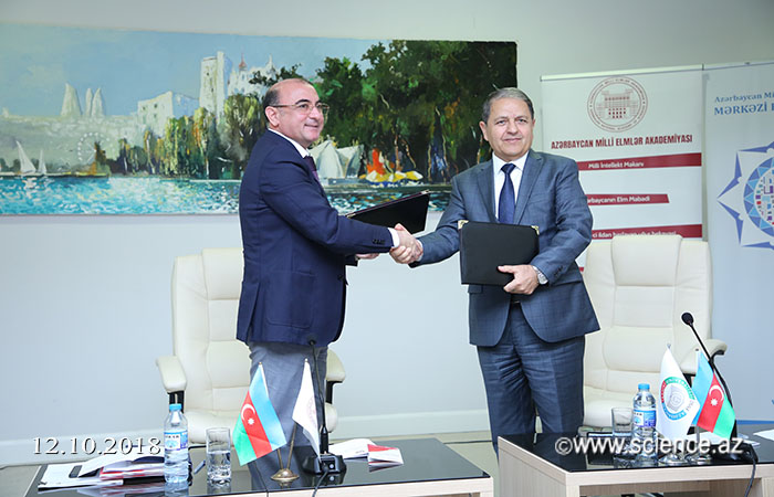 Yüksək Texnologiyalar Parkı ilə Azərbaycan Texniki Universiteti arasında əməkdaşlığa dair Niyyət Sazişi imzalanıb
