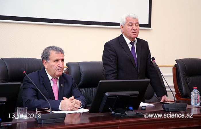 """""""Folklor və dövlətçilik"""" mövzusunda III respublika elmi konfransı keçirilib"""