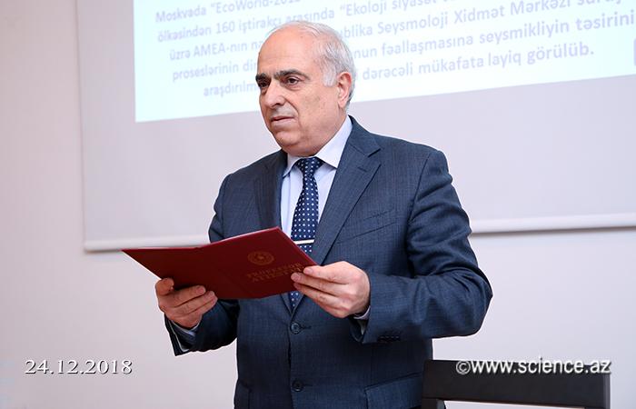 35 seysmotelemetrik stansiya vasitəsilə 7000-ə yaxın zəlzələ qeydə alınıb