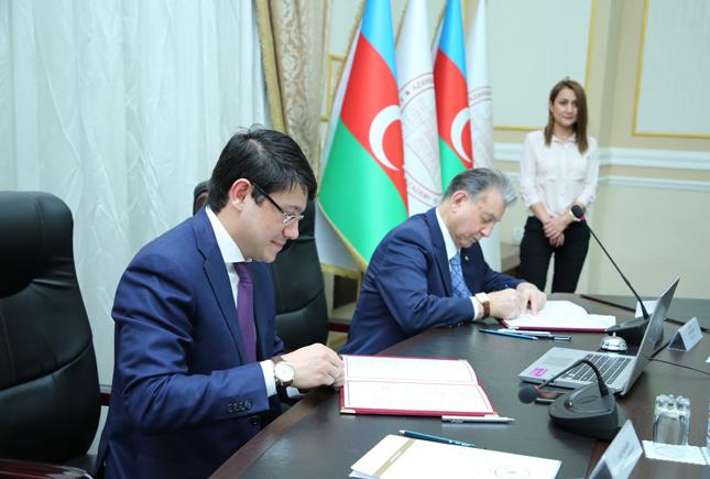 Diasporla İş üzrə Dövlət Komitəsi ilə anlaşma memorandumu imzalanıb