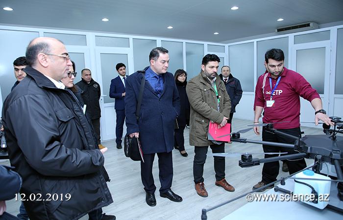 """""""BP Azərbaycan"""" şirkəti ilə YT Park arasında əməkdaşlıq əlaqələri qurulur"""