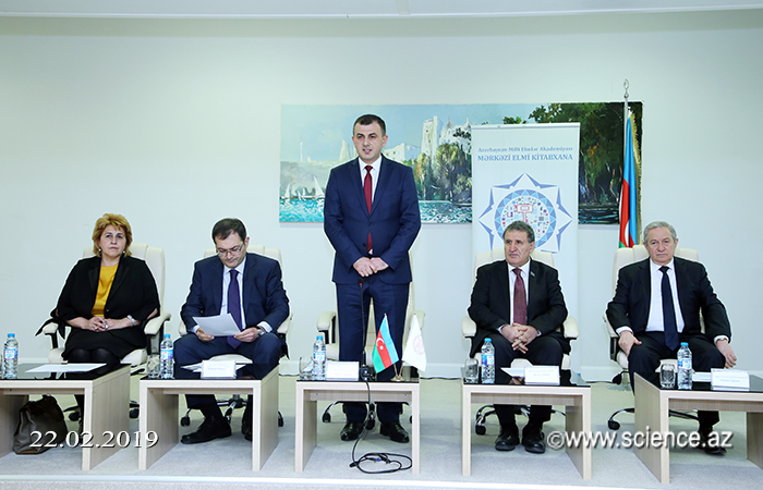 Gənc Alim və Mütəxəssislər Şurası 2018-ci ildə bir sıra mühüm layihələr həyata keçirib