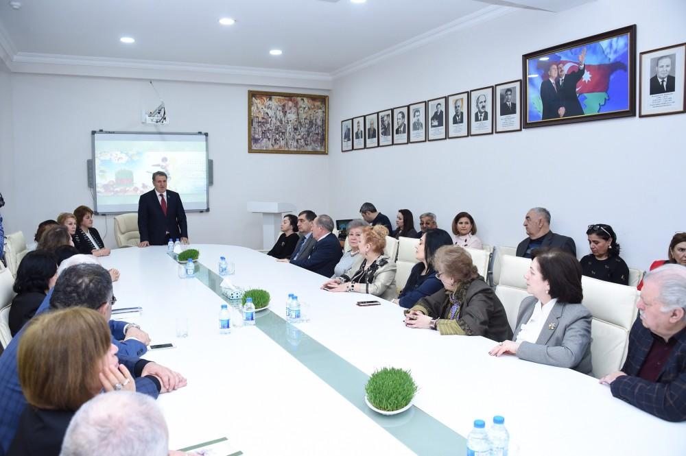 Novruz bayramı türkdilli xalqlarda etno-mədəni hadisədir