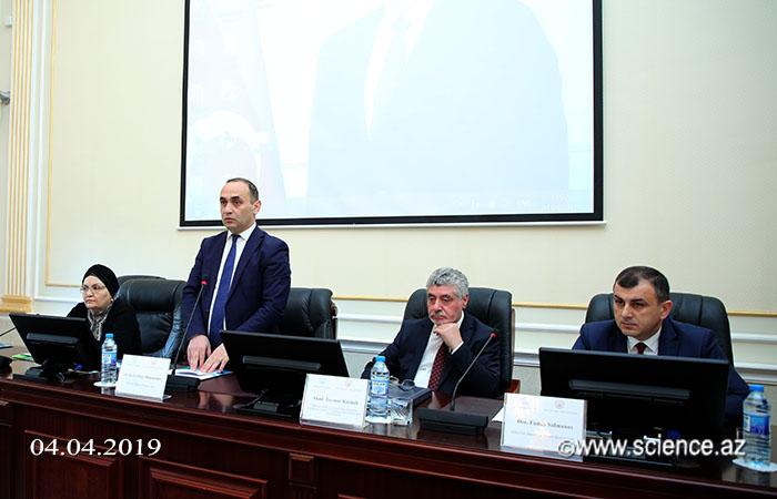"""""""İslam sivilizasiyası və elm: tarix və müasirlik"""" mövzusunda konfrans keçirilib"""