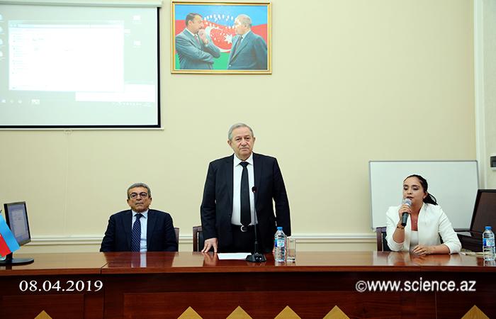 İnnovativ polimerlər üzrə Azərbaycan – İtaliya elmi seminarı keçirilib