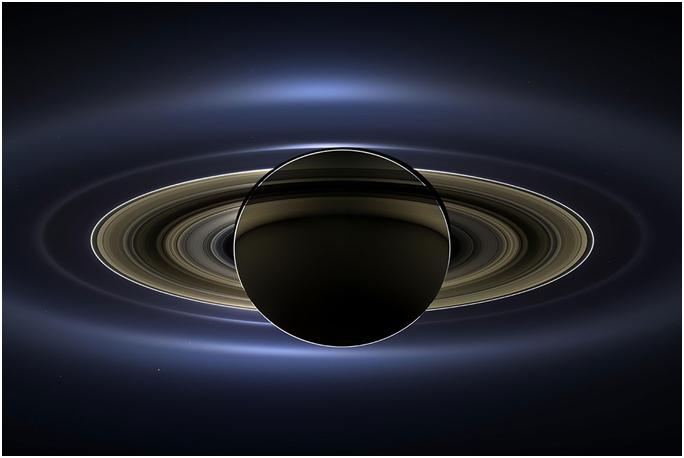 Kassininin Saturn ətrafında 13 illik səyahəti nəticəsində çəkdiyi şəkillərin 10 ən yaxşısı