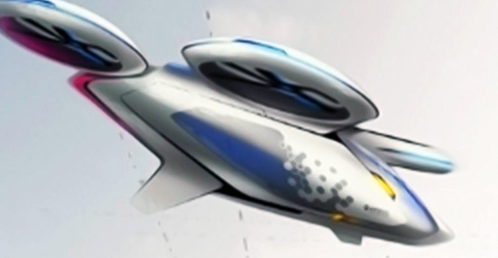 Uçan taksilər yaxın zamanlarda reallığa çevriləcək