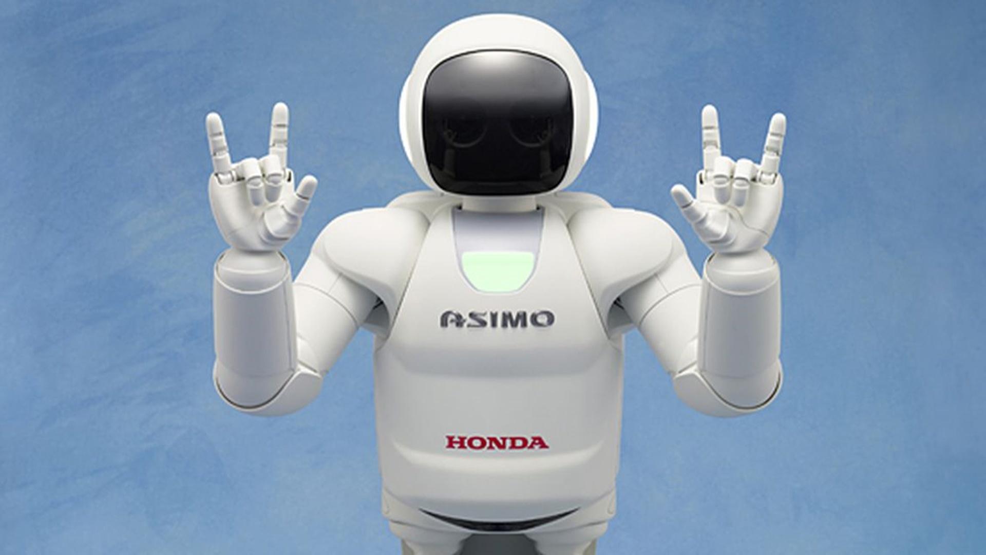 """""""Asimo"""" robotunun dövranı bitdi"""
