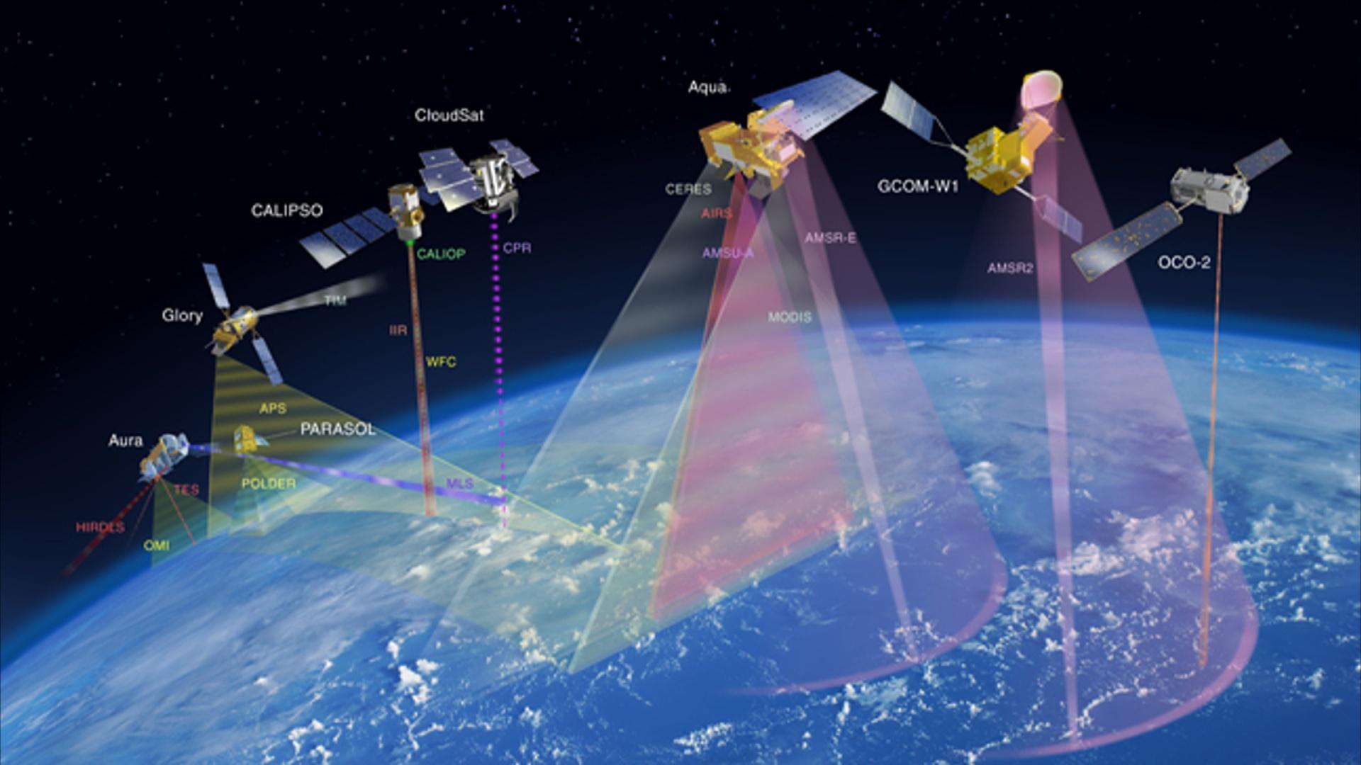 Alimlər atmosferin təmizliyini kosmosdan izləyə biləcəklər