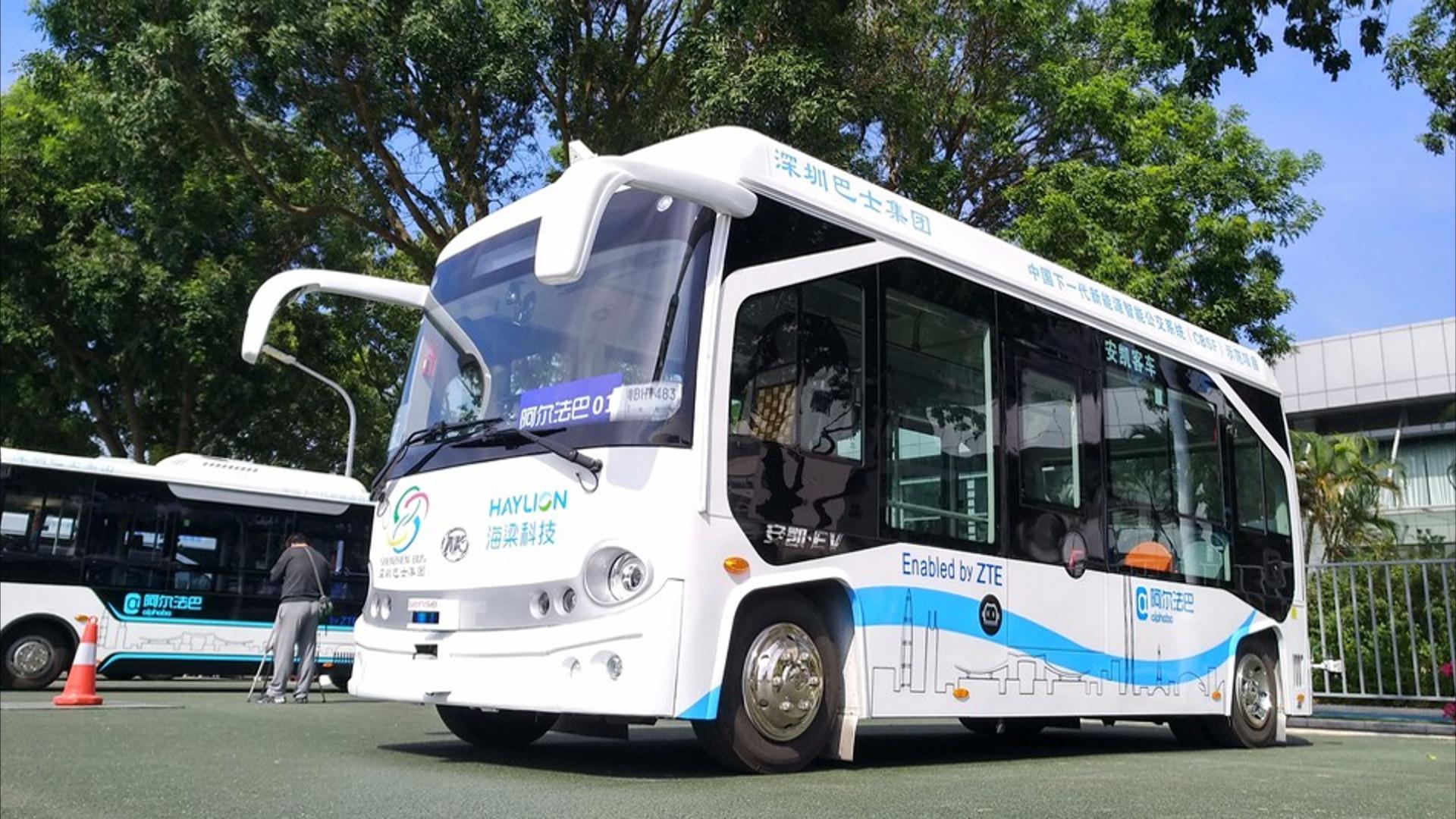 Özüidarəolunan avtobuslar istifadəyə hazırdı
