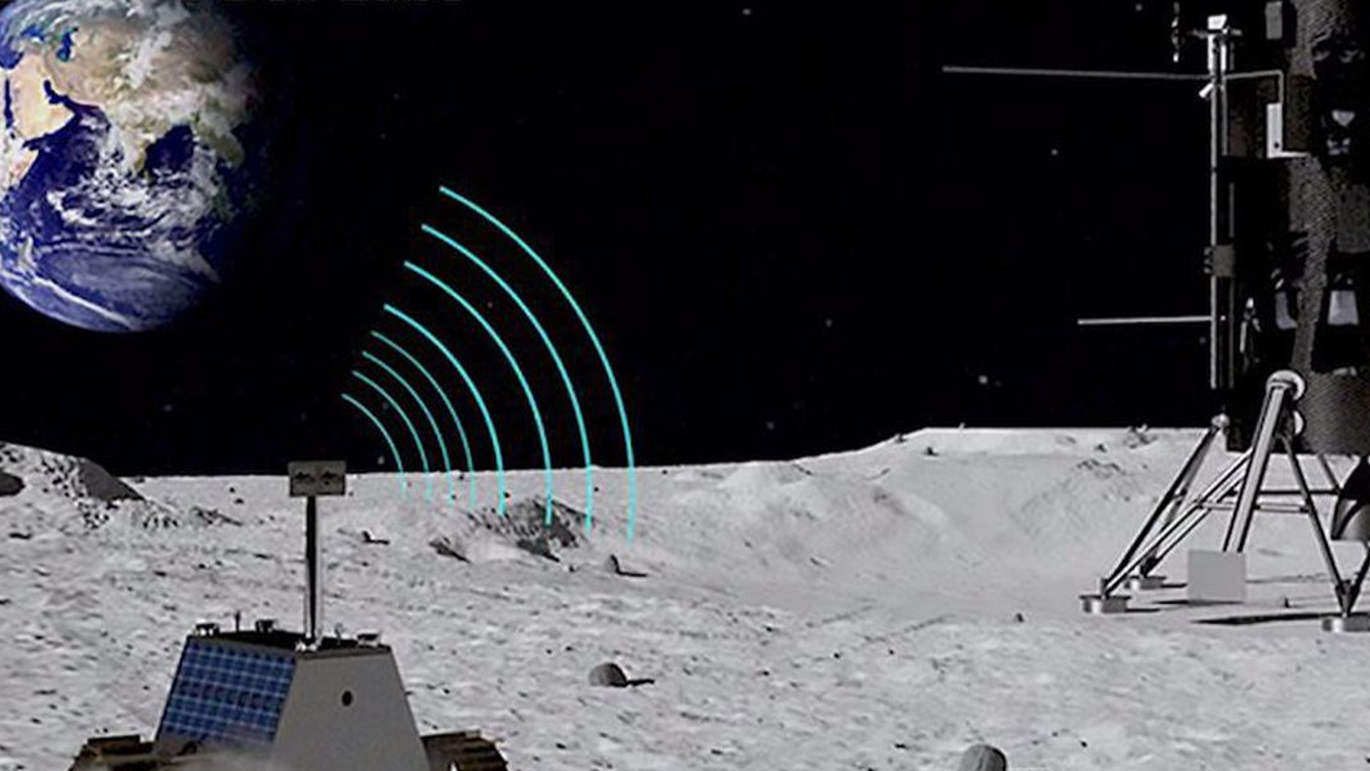 """NASA Ayda 4G şəbəkəsini tətbiq etmək üçün """"Nokia"""" ilə müqavilə imzalayıb"""