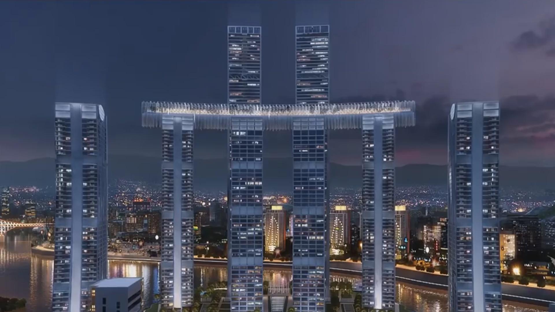 Dünya möcüzəsi sayıla biləcək bina inşa ediləcək