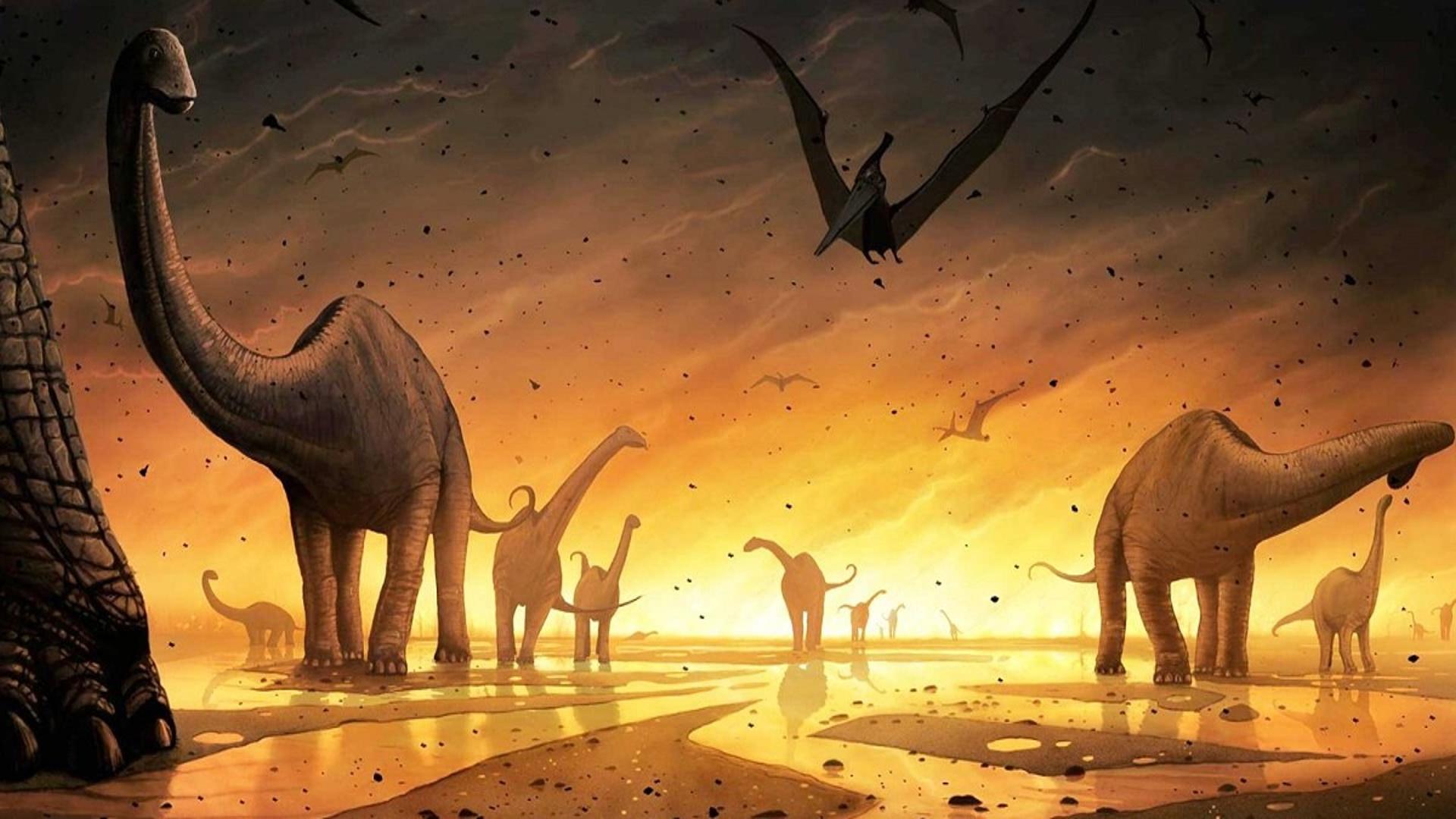 Dinozavrların məhvi ilə bağlı yeni nəzəriyyə təsdiq olunub