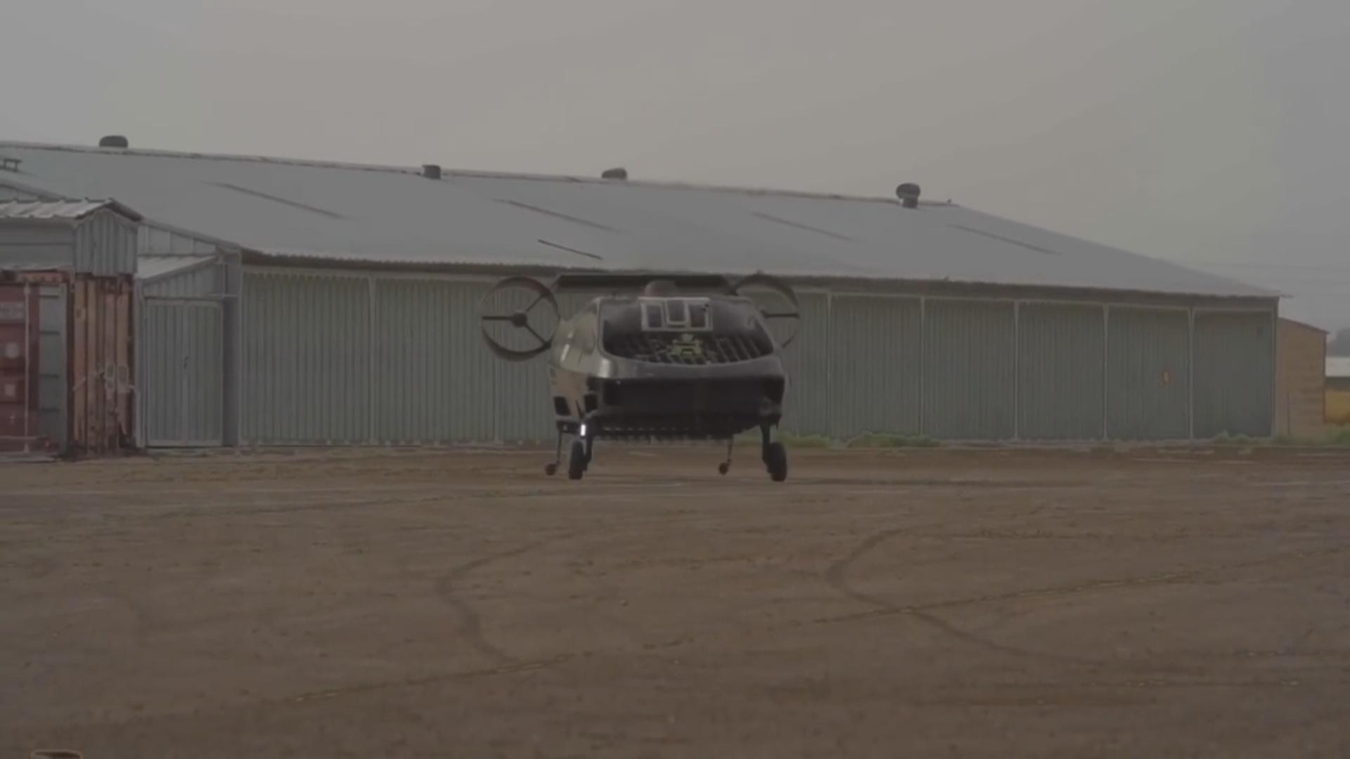 Yaralıları təxliyə edən dronun sınaqları keçirilib