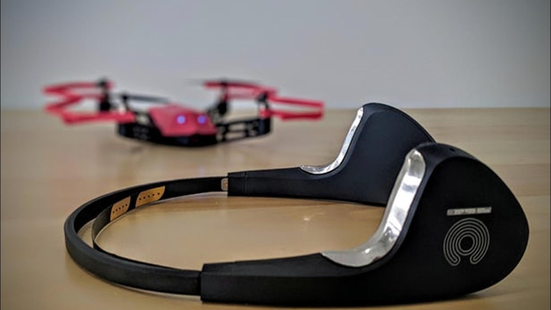 Artıq dron da düşüncənin gücü ilə idarə olunur
