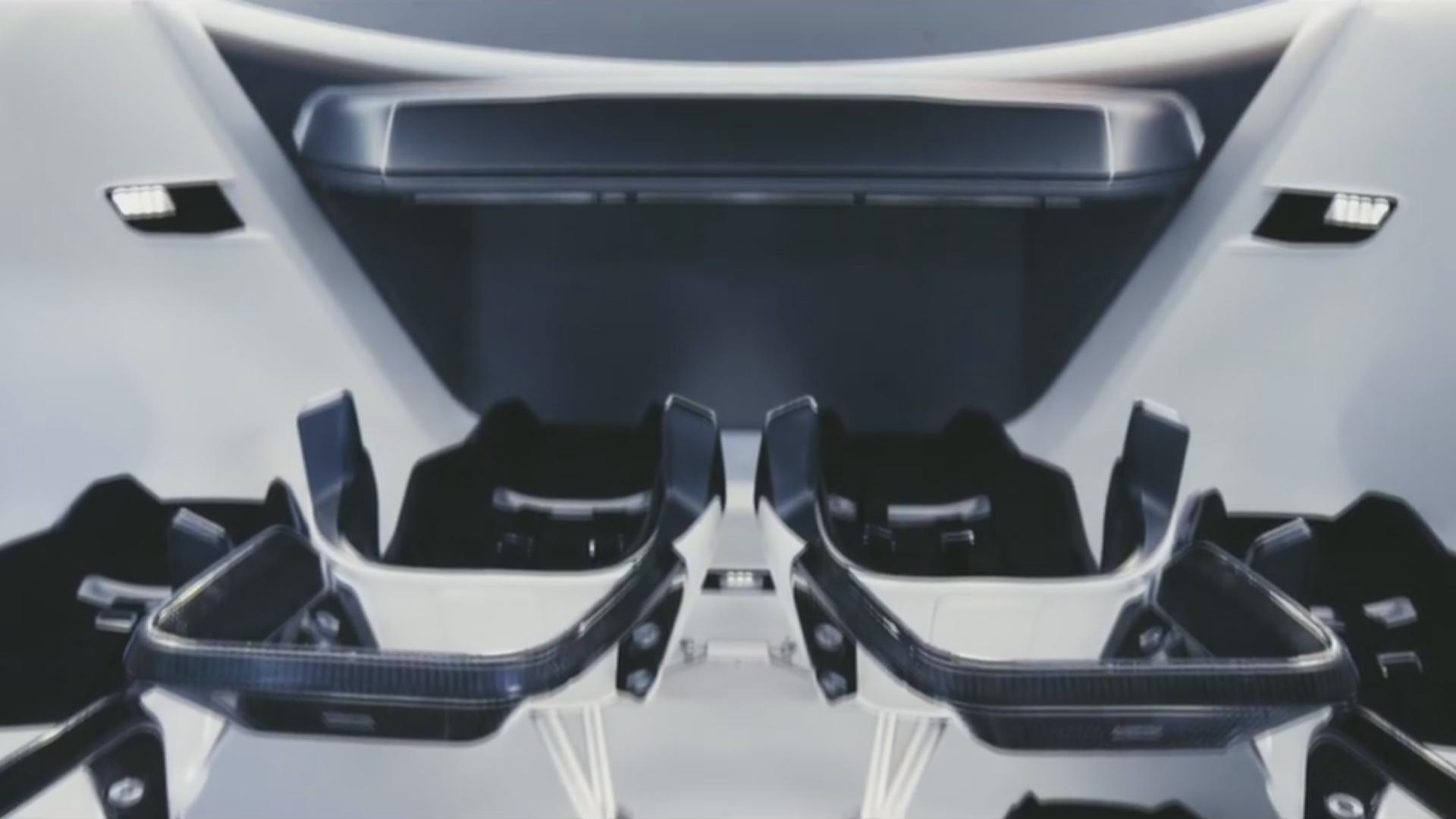 Elon Mask Marsa ekspedisiya aparacaq gəminin görüntülərini paylaşıb