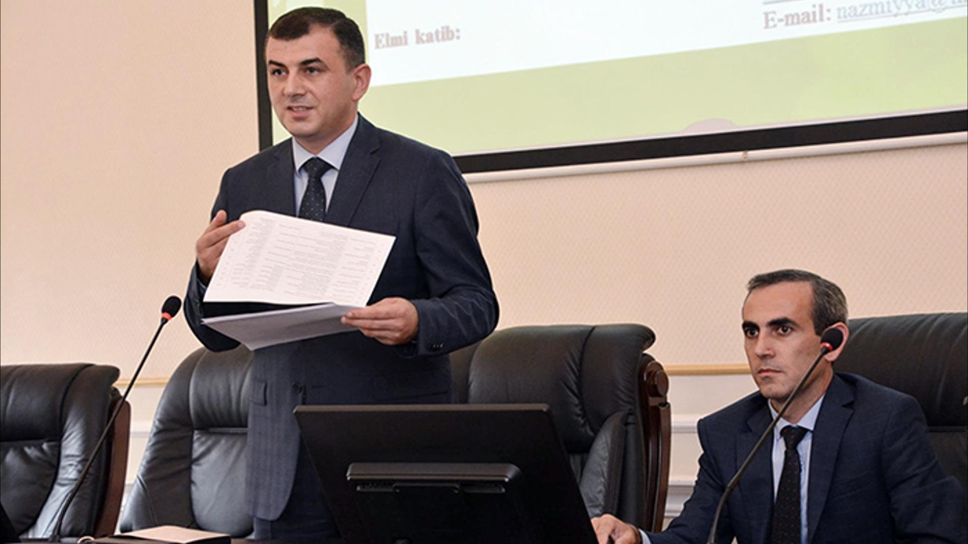 Bakalavr və magistrantlarla iş üzrə yeni sektor yaradılıb