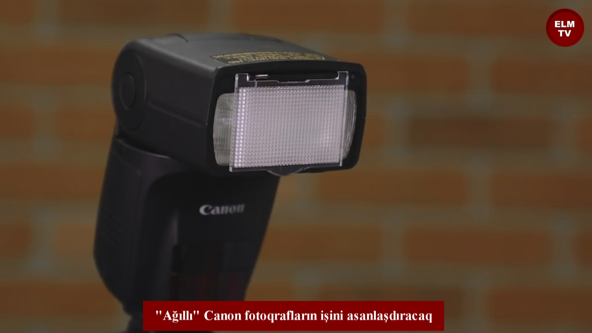 Ağıllı Canon fotoqrafların işini asanlaşdıracaq