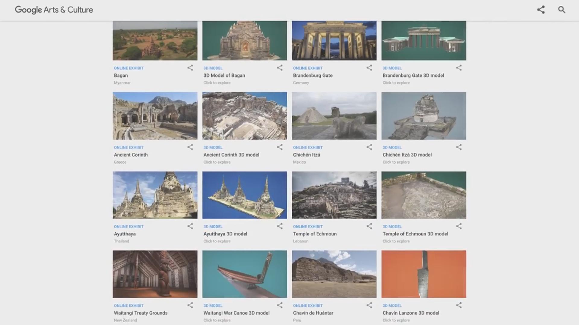 """""""Google"""" tarixi abidələri virtual reallığın köməyilə qoruyacaq"""