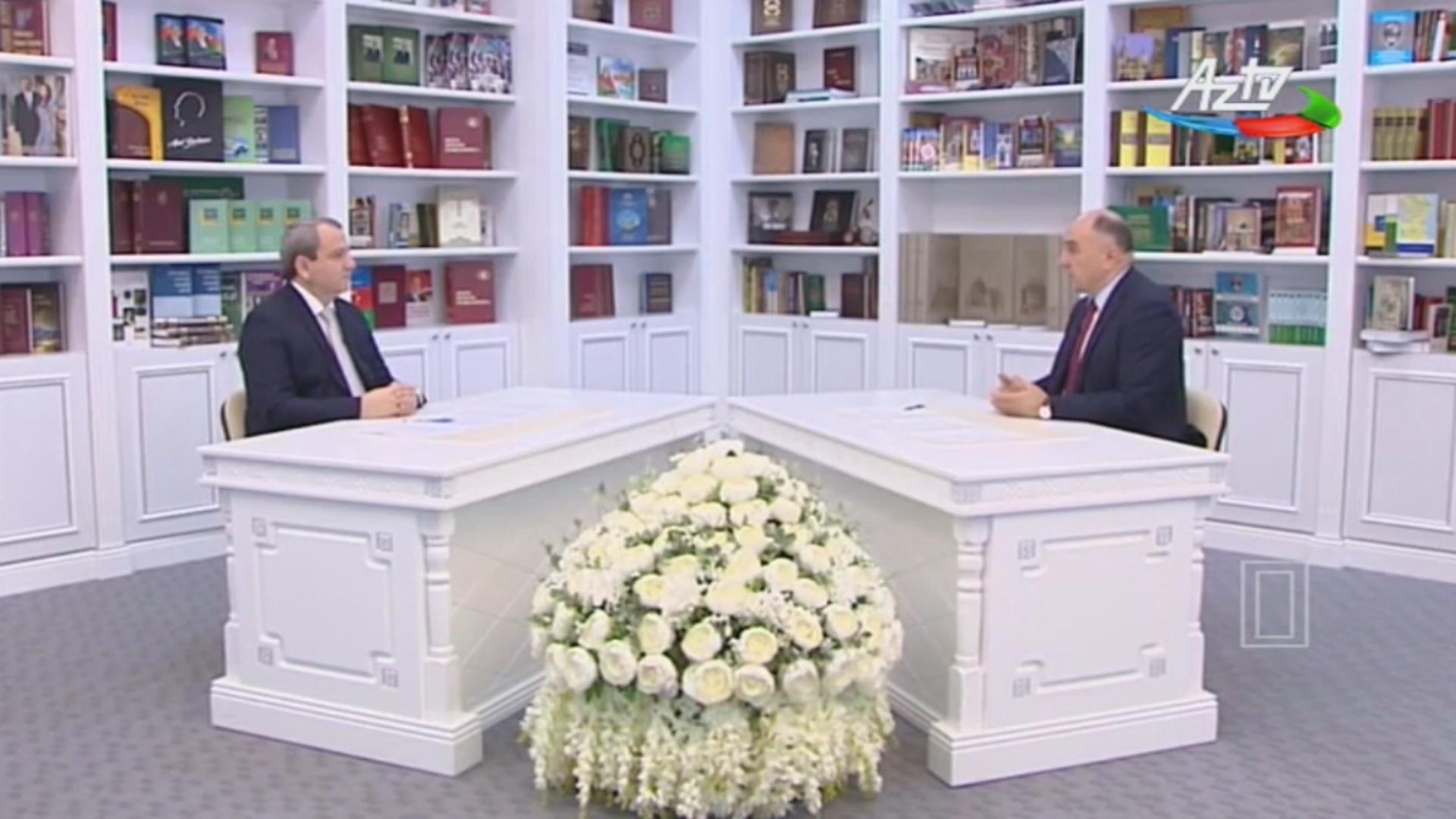 """AzTV, """"Elm və İnnovasiya verilişi"""""""