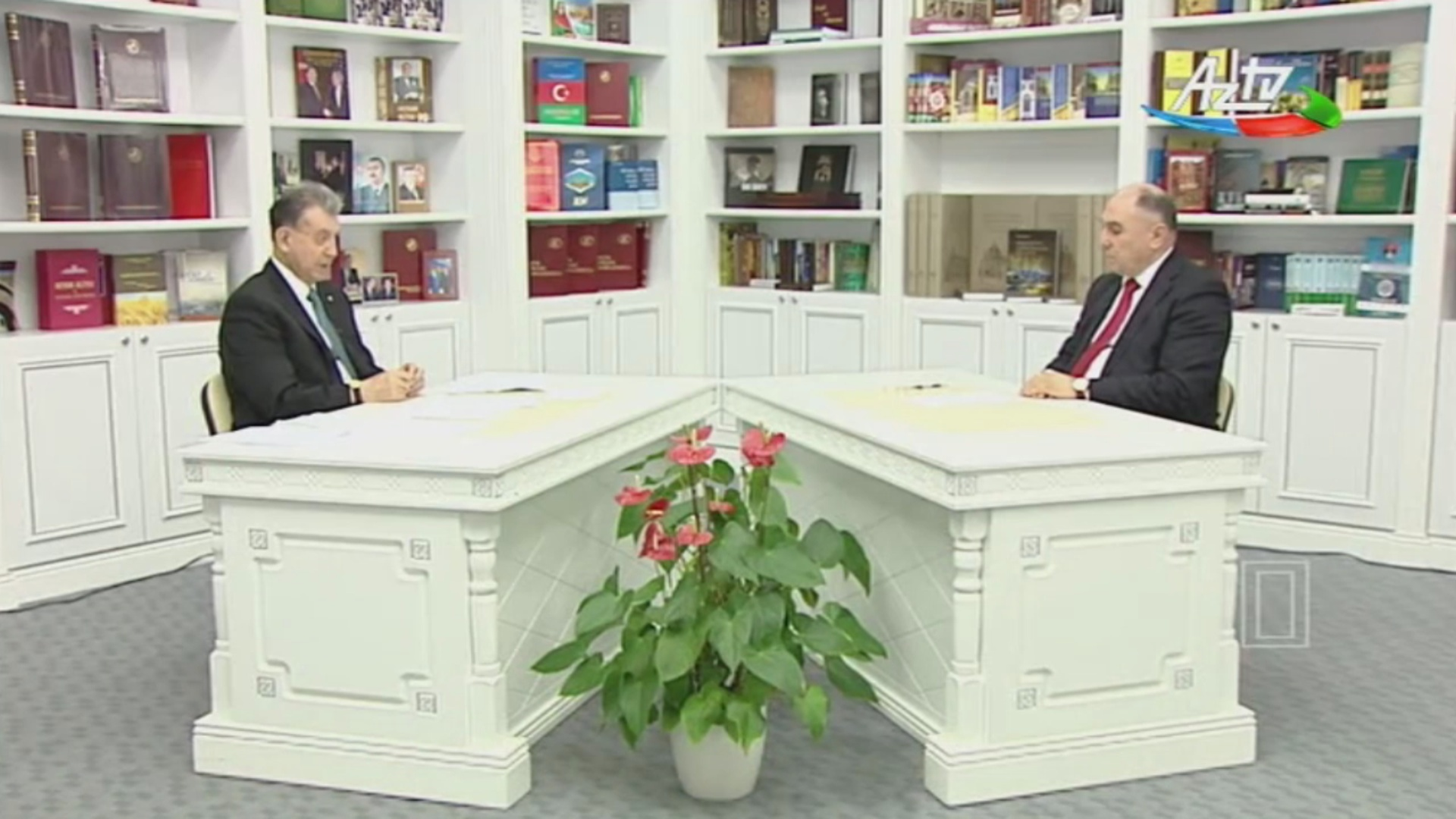 """AzTV, """"Elm və İnnovasiya"""" verilişi"""
