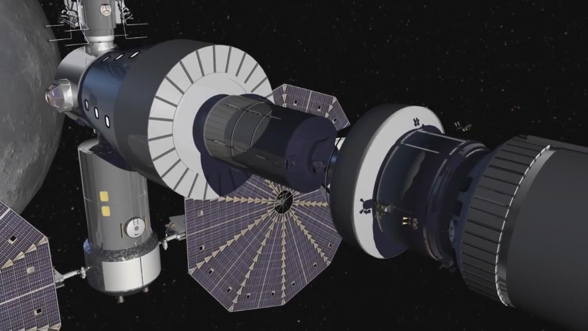 Mars kosmos stansiyası yaradılacaq
