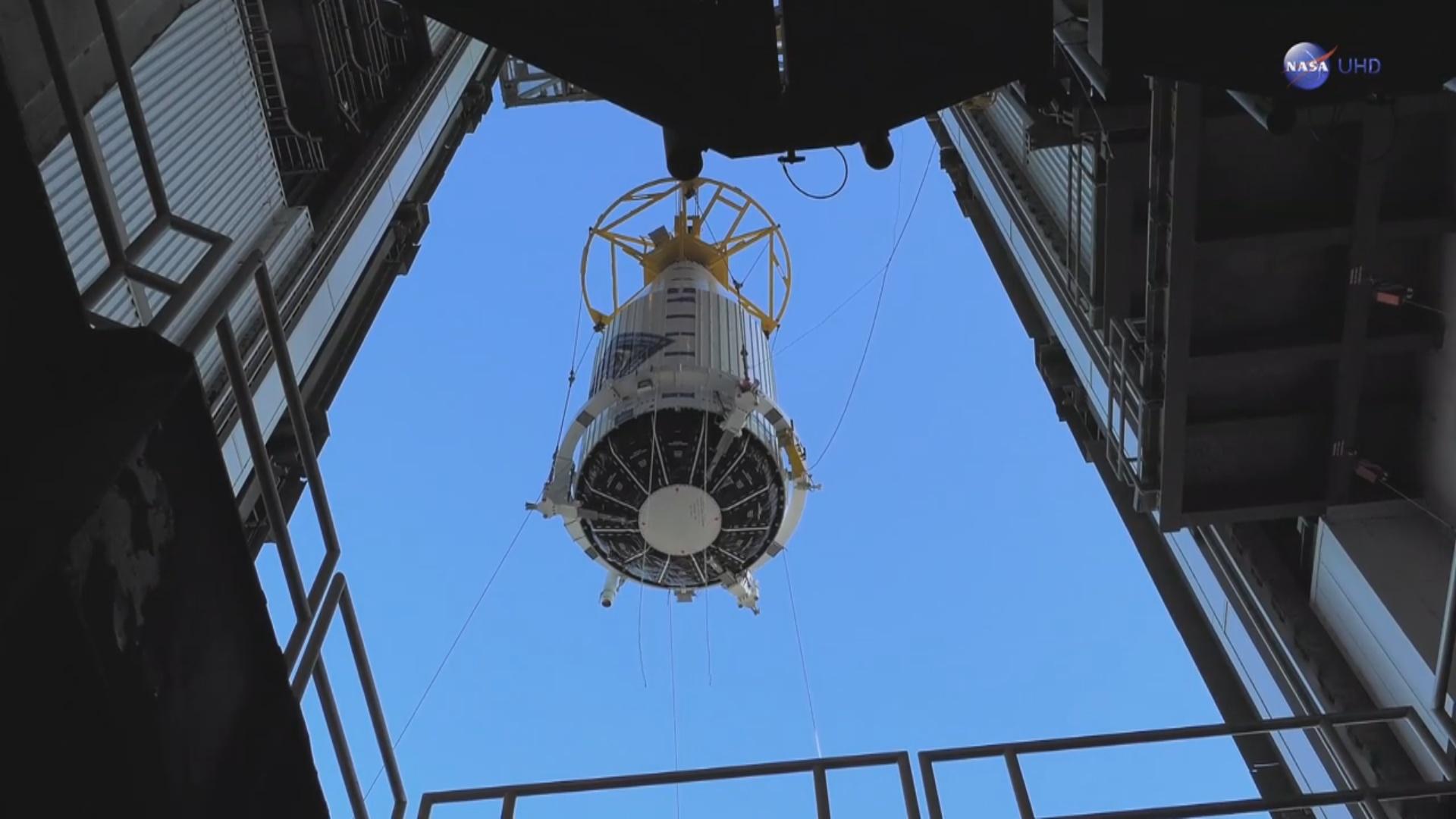 Marsa göndəriləcək raketin mühərriki sınaqdan keçirilib