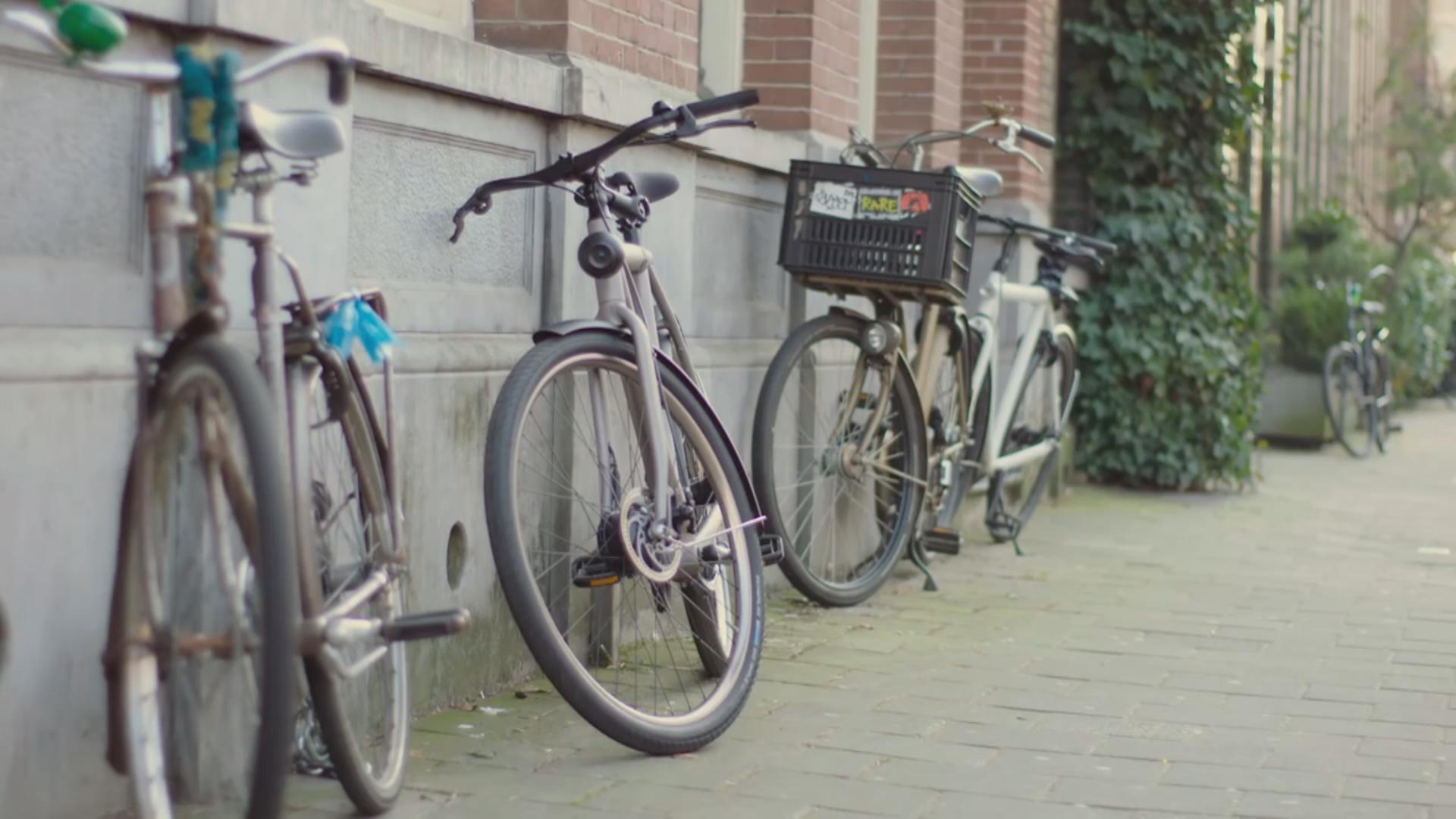 Öz-özünə hərəkət edən velosipedlər dövrü gəlir