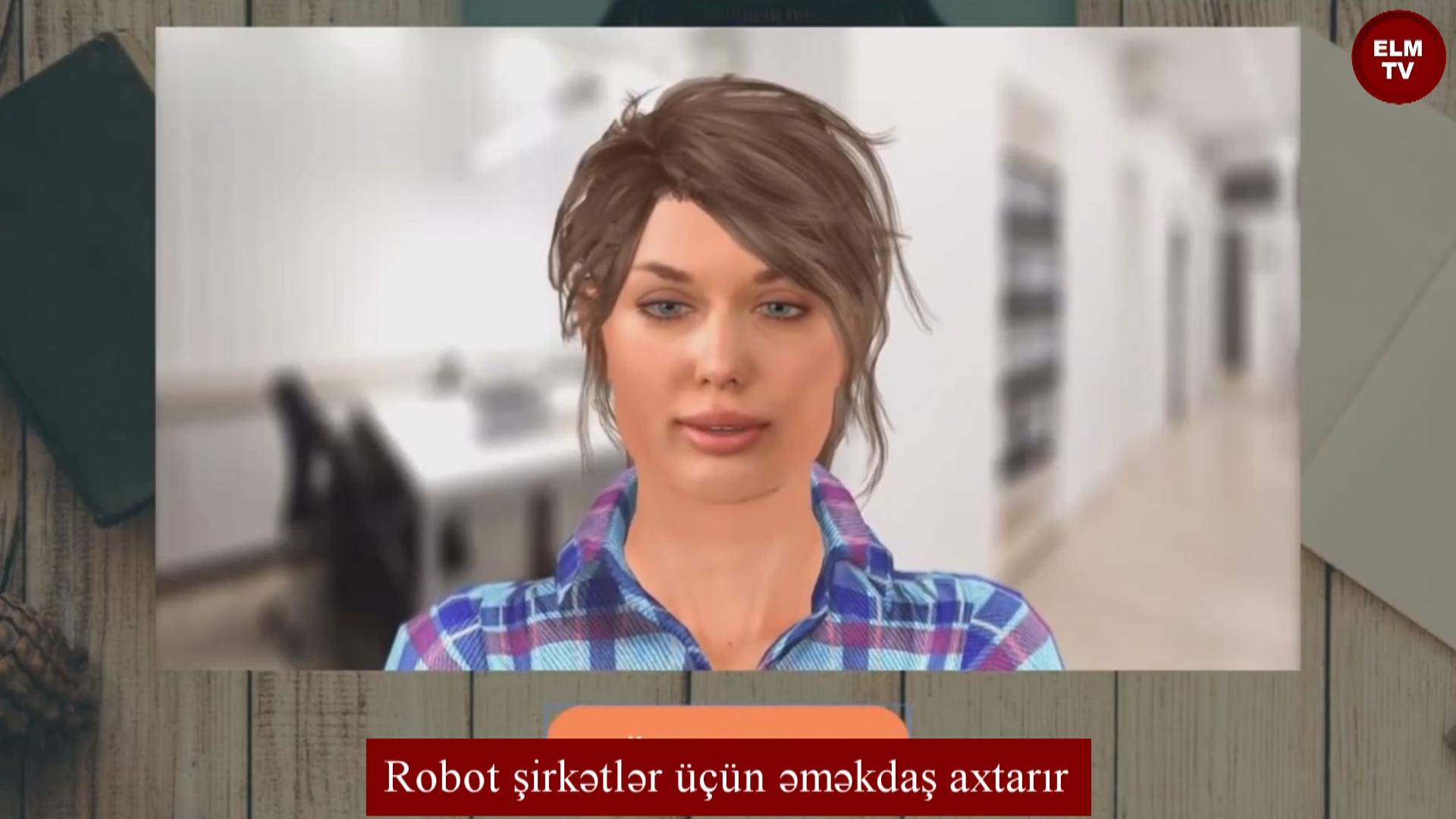 Robot şirkətlər üçün əməkdaş axtarır