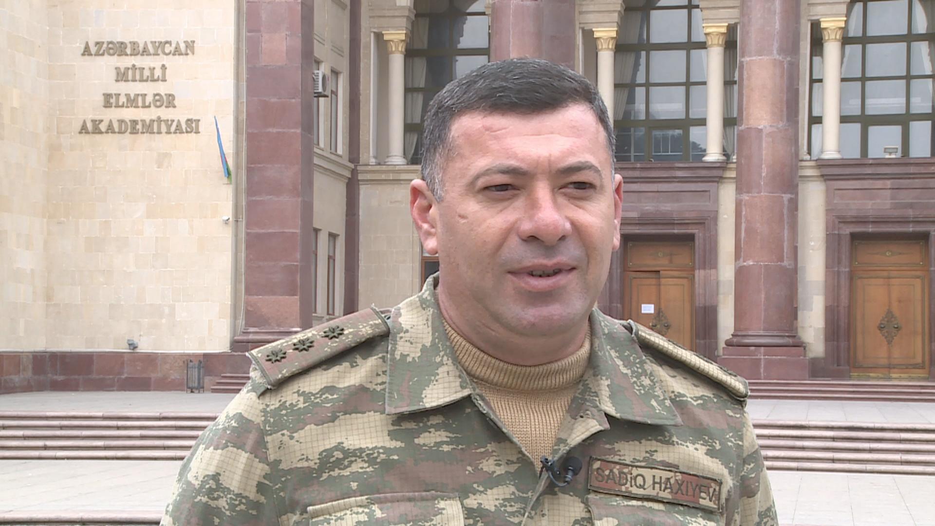 2-ci Qarabağ savaşının qəhrəmanı