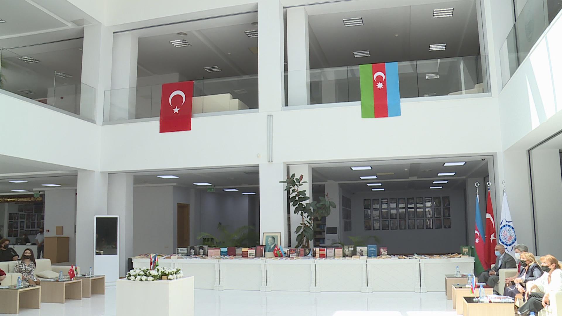 Mayın 18-dən 23-dək MEK-də Türk ədəbiyyatı həftəsi keçirilir