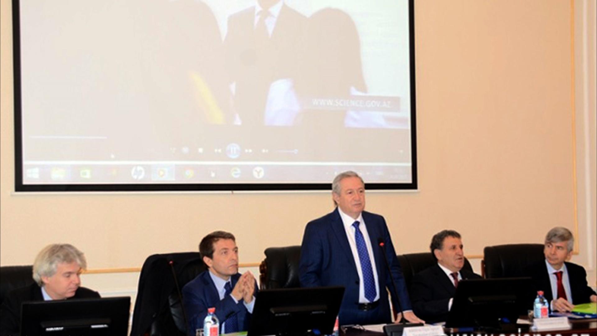 İtaliya Milli Sağlamlıq İnstitutunun alimlərinin iştirakı ilə seminar keçirilir