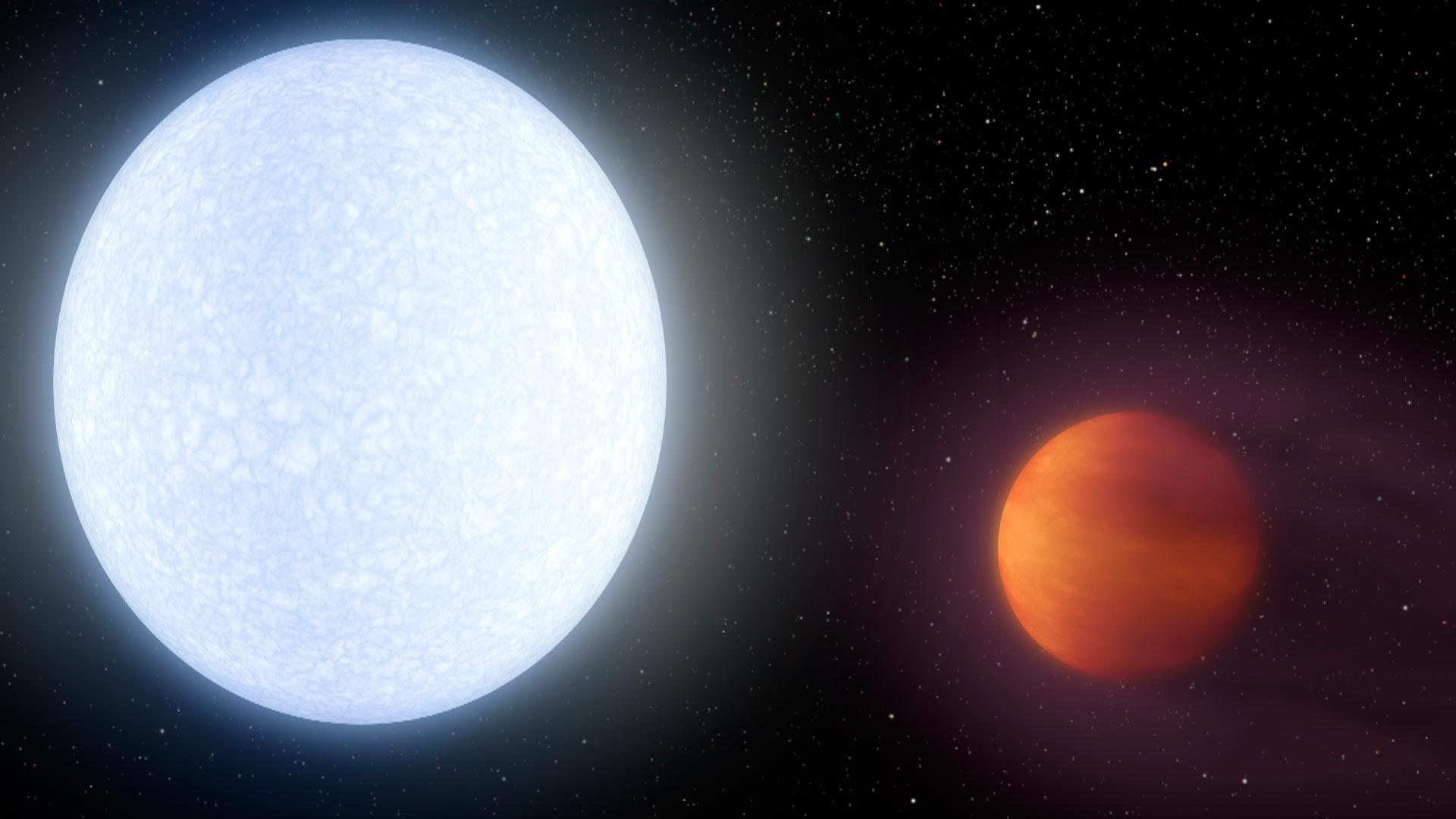 Ən isti planet kəşf edilib
