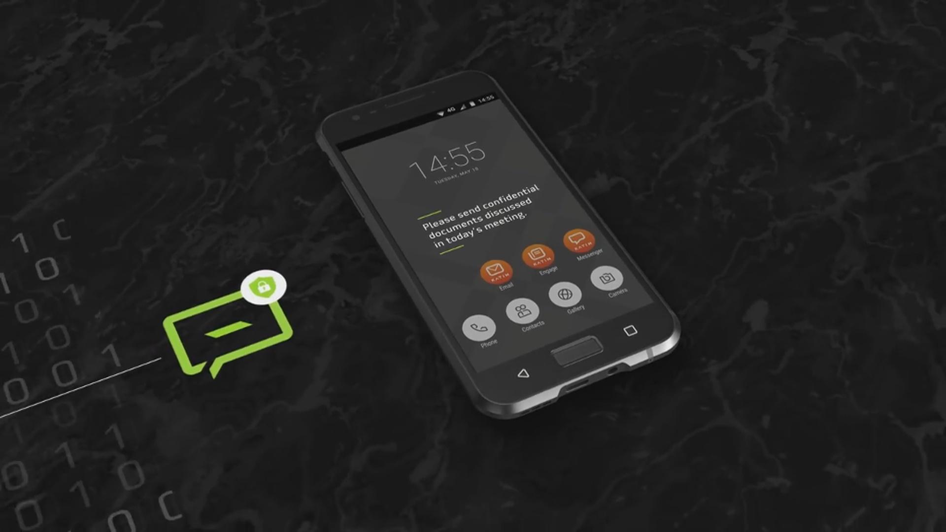 """""""Katim"""" smartfonu sahibini izlənilməkdən qoruyur"""